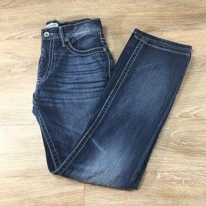 Bke jake Straight Dark wash size 31r